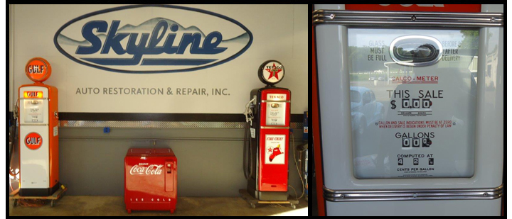 Skyline Auto Restoration & Repair